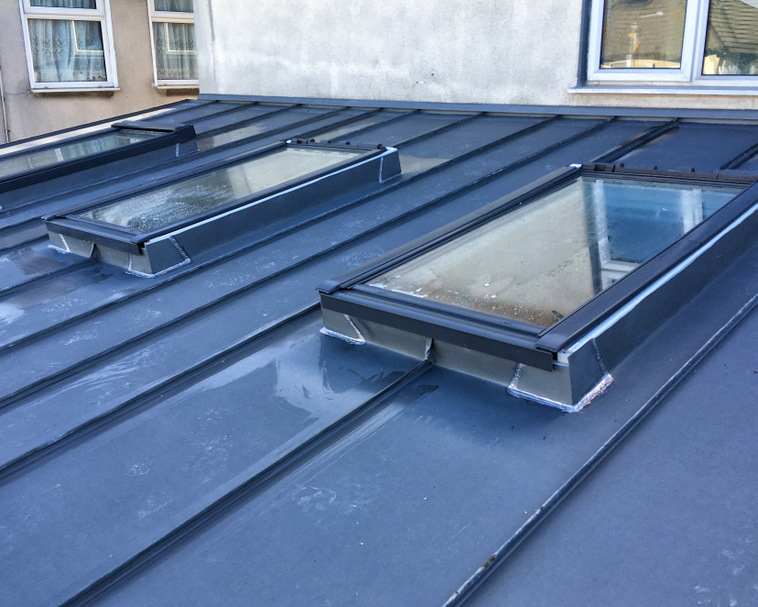 Roofing Dublin Zinc Copper Slate Flat Roofing Specialists